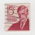 USA 1965 - Scott 1305e - 15c Oliver W Holmes Perf. vertically (A-597)