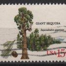 USA 1978 - Scott 1764 used - 15c, Trees, Giant Sequoia (B-770)