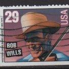 USA 1993 - Scott 2778 used - 29c, Bob Wills  (Q-544)