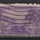 USA 1937 - Scott 802 used - 3c, Virgin Islands (H-501)