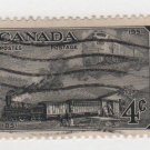 Canada 1951 - Scott 311 used - 4c, Train of 1951  (P-132)