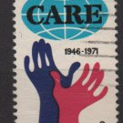 USA 1971 - Scott 1439 used - 8c, CARE   (N-657)