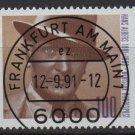 Germany 1991 - Scott 1686 CTO- 100 pf, Hans Albers   (G-391)