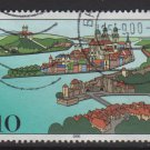 Germany 2000 - Scott 2072 used - 110pf, Scenic View Passau   (Co-392)