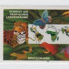 Germany 1996 -Scott B801 MNH- Tropical forest Preservation   (2-508)