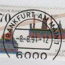 Germany 1991 - Scott 1683 CTO - 170pf, Energy transmission  (D-53)