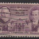 USA 1936 - Scott 776 used - 3c, Texas Centennial (H-526)