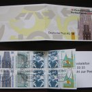 Germany 1987 - Scott 1530d Booklet of 10 CTO - Historic site (ma-107)