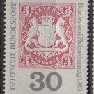 Germany 1969 - Scott 1008 MNH - 30 pf, Bavaria Phil exhibit. (Co-712)