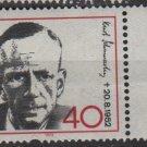 Germany 1972 - Scott 1092 MNH - 40 pf, Kurt Schumacher (u-355)