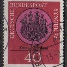 Germany 1972 - Scott 1100 used - 40 pf, Synode 72  (W-98)