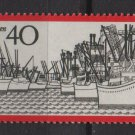 Germany 1973 - Scott 1110 MNH - 40 pf, Bremen Harbor (2 - 161)