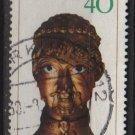Germany 1977 - Scott 1247 used - Barbarossa Head (4-3))