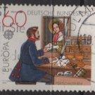 Germany 1979 - Scott 1292 used - 60pf, Europa, post office window (C-712)
