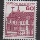 Germany 1979/82 - Scott 1311 MNH - 60pf, Rheydt (K-669)