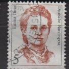 Germany 1986 - Scott 1475 used - 5pf, Famous Women, Emma Ihrer (11-284)