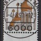 Germany 1987 - Scott 1533 CTO - 170pf, Russian Church Wiesbaden(12-611)
