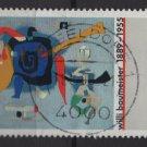 Germany 1989 - Scott 1569 used - Bluxao I by W. Baumeister (12-706)