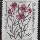 Germany 1983 - Scott B613 MNH - 80 + 40pf, Flowers (12-717)