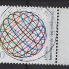 Germany 1990 - Scott 1604 CTO -  100pf, Intl. Telecommunication Union (7-69)