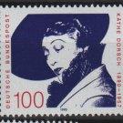 Germany 1990 - Scott 1616 MNH - 100pf, Kate Dorsch (13-55)