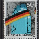 Germany 1990 - Scott 1617 MNH - 50pf, Berlin Wall opening (13-57)