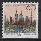 Germany 1991 - Scott 1621 MNH - 100pf, Hannover 750th anniv (E-612)