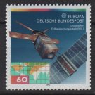 Germany 1991 - Scott 1642 MNH - 60 pf, Europa, Satellites (13-123)