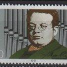 Germany 1991 - Scott 1645 MNH - 100 pf, Max Reger) (13-132)
