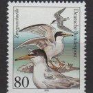 Germany 1991 - Scott 1650 MNH - 80 pf, Sea birds(F-275)
