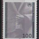 Germany 1991 - Scott 1679 MNH - 100pf, Geneva Convention (13-143)