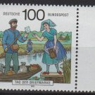 Germany 1991 - Scott 1687 MNH - 100pf, Stamp day  (13-148)