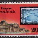 Central African Republic 1977 - Scott C185 CTO - 200fr, Zeppelin 75th anniv (L-541)