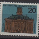 Germany 1964 - Scott 879A MNH - 20pf, Ludwig's church, Saarbrucken (13-331)