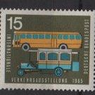 Germany 1965 - Scott  921 MH - 15pf, Post Buses(Ru-349)