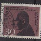 Germany 1967 - Scott  973 used - 30pf, Friedrich von Bodelschwingh  (13-425)