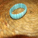 NATURAL TURQUISE STREACH BRACELET