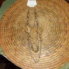 GOLD BEADED NECKLESS