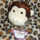 ACCESSORIES TO GO Monkey Money Coin Key chain keychain Purse