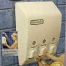 The Dispenser Classic 3 Chambers Soap Dispenser 71355