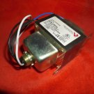 VERIS 120 Vac Control Transformer W/ Foot & Single Threaded Hub Mounting X100CAA
