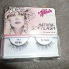 WINKS Natural SoftLash Eye Lashes EyeLashes 113D Demi Black