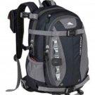 High Sierra Spire 2500 Backpack Black Gray 59202-02 25L