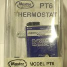 MASTER FLOW Power Vent Manually Adjustable Thermostat PT6