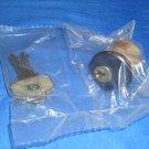 """BALDWIN  1-1/8"""" Mortise Single Cylinder C Keyway 8322.112  412 Venetian Bronze"""