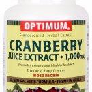 OPTIMUM MAGNO-HUMPHRIES Cranberry Juice Extract 1000MG 60 Capsules