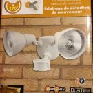 Heath Zenith Motion Sensor Security Light SL-5718-WH White