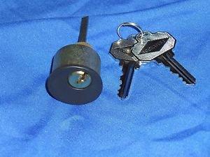 ROCKWELL H301-CL-10B KEY & KEY CYLINDER Oil Rubbed Bronze  RWCYLN811US10B