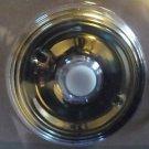Restore & Restyle Wired Doorbell Push Button Brass 097 09 0129