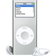 2gbnanosilver: Ipod Apple 2GB* Ipod Nano (Silver)